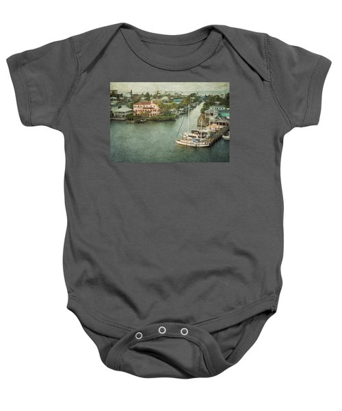 View At Fort Myers Beach - Florida Baby Onesie