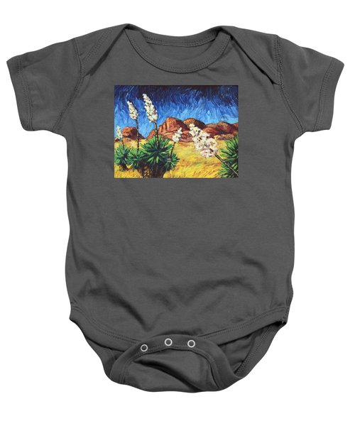 Vincent In Arizona Baby Onesie