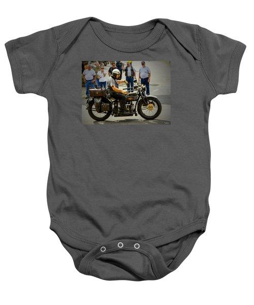 Vintage 33 Baby Onesie