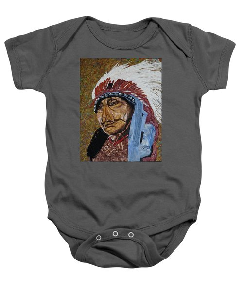 Warrior Chief Baby Onesie