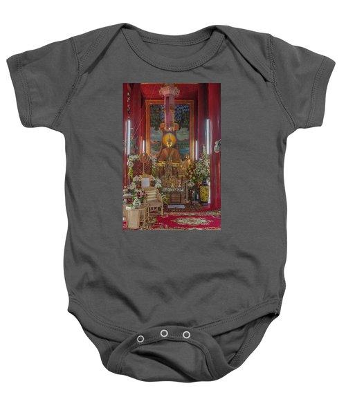 Wat Chedi Liem Phra Wihan Buddha Image Dthcm0827 Baby Onesie