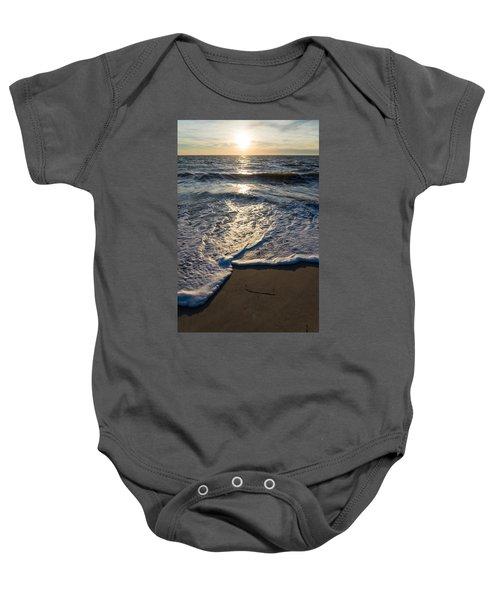 Water's Edge Baby Onesie