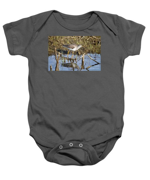 What A Meal Baby Onesie