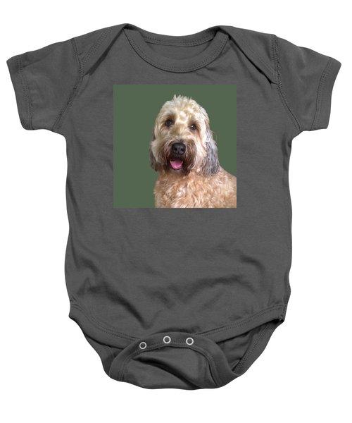 Wheaton Terrier Baby Onesie