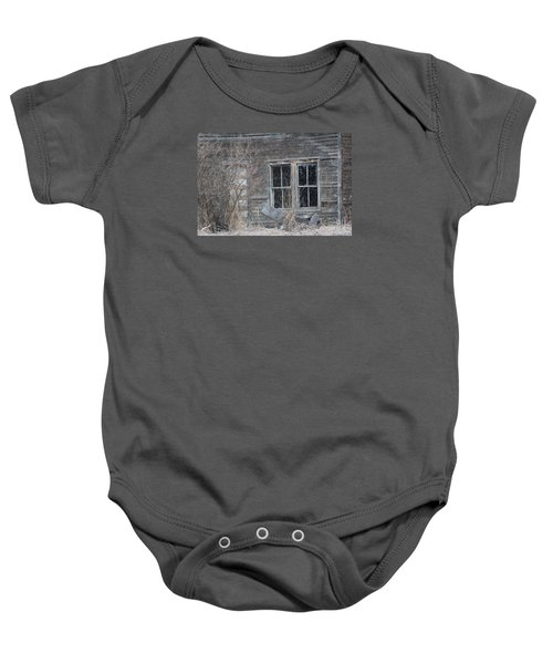 Window To The Old Soul Baby Onesie