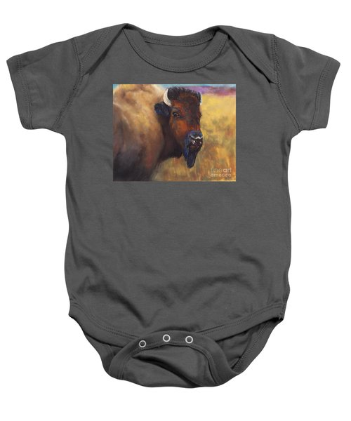 With Age Comes Beauty Baby Onesie
