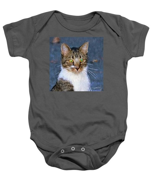 With Eyes On Baby Onesie
