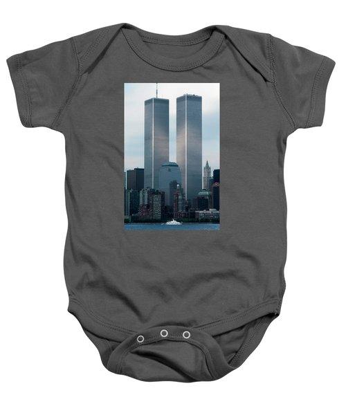 World Trade Center Baby Onesie