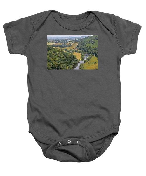 Wye Valley Baby Onesie