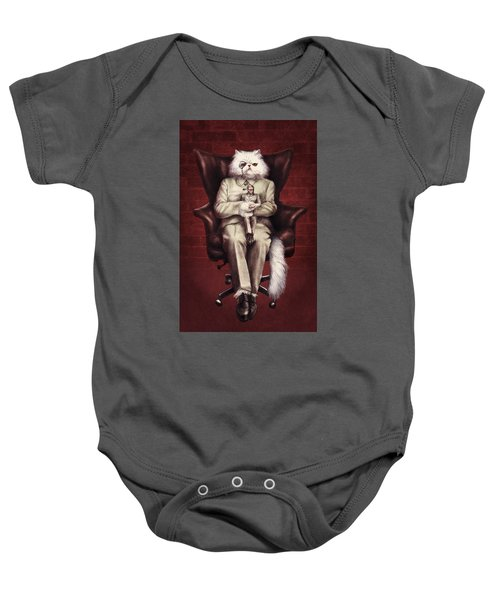 You Only Live Nine Times Baby Onesie