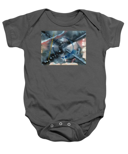 Abstract 1 Baby Onesie