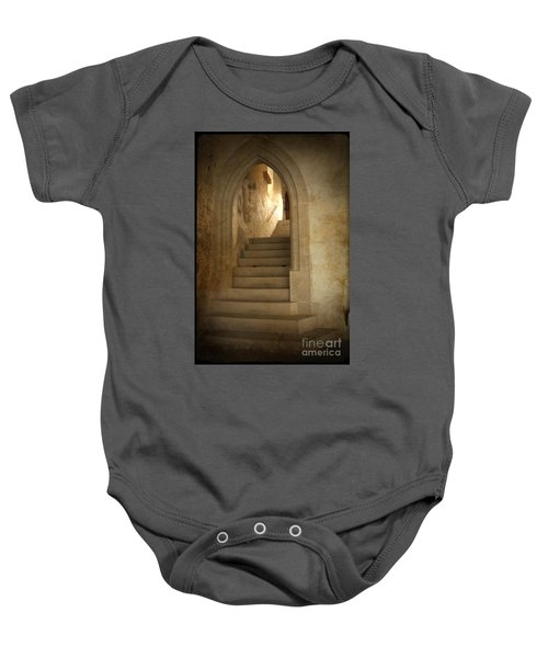 All Experience Is An Arch Baby Onesie