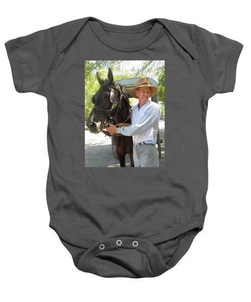 An Old Fashion Delivery Baby Onesie