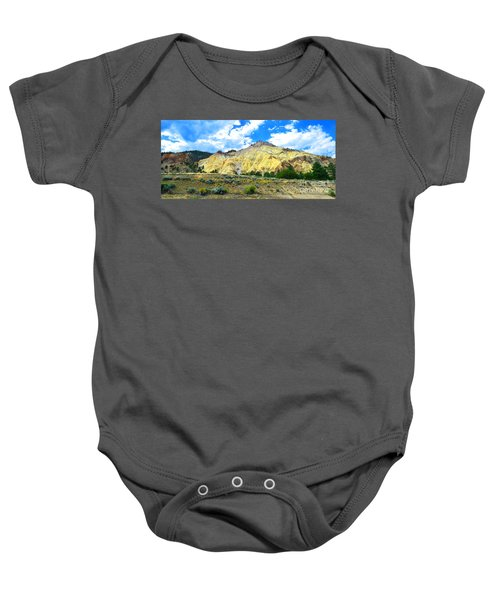 Big Rock Candy Mountain - Utah Baby Onesie