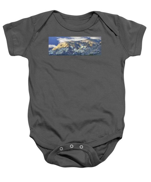 Big Rock Candy Mountains Baby Onesie