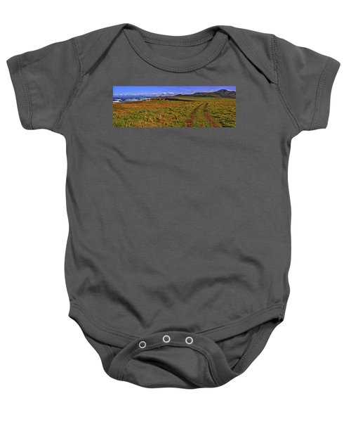 Buchon Trail Baby Onesie