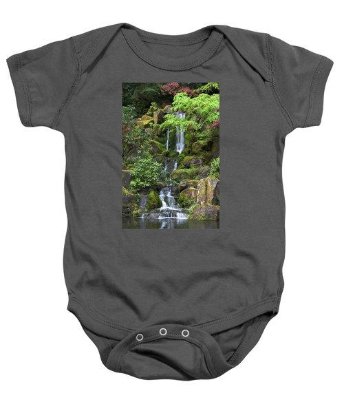Cascading Waters Baby Onesie