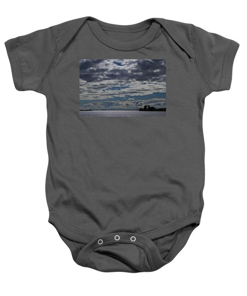 Clouds Chobe River  Baby Onesie
