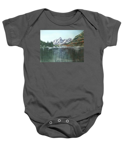 Colorado Beauty Baby Onesie
