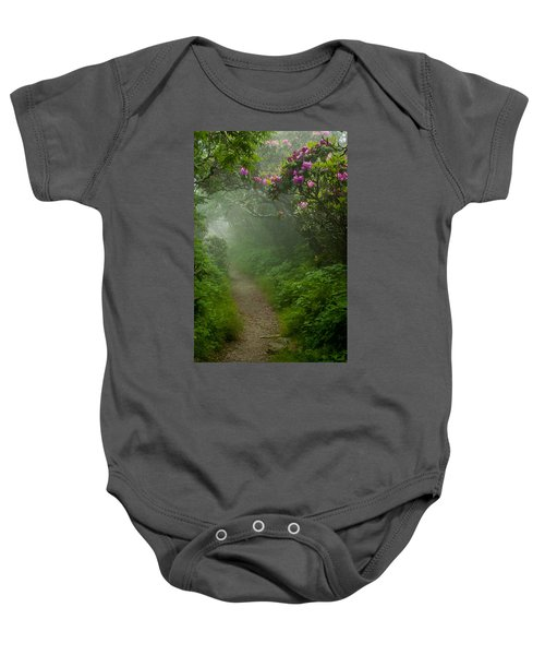 Craggy Path 2 Baby Onesie