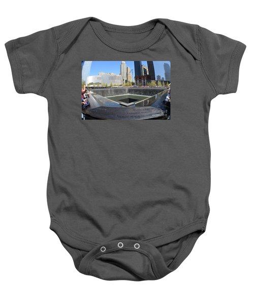 Ground Zero New York Baby Onesie