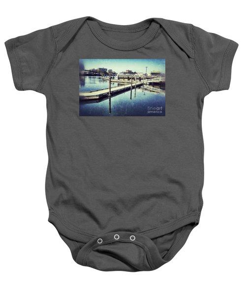 Harbor Time Baby Onesie