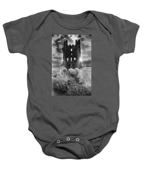 Helmsley Castle Baby Onesie