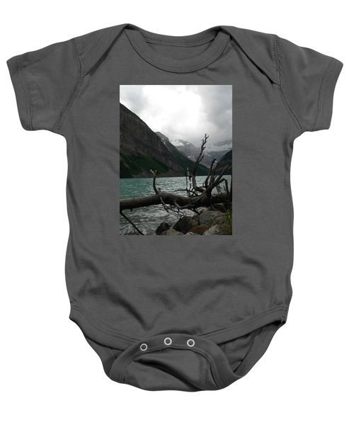 Lake Louise Baby Onesie