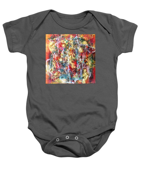 Live To Give Baby Onesie