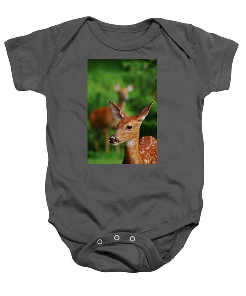 Someone To Watch Over Me Baby Onesie