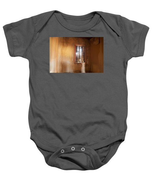 Stains Of Time Baby Onesie