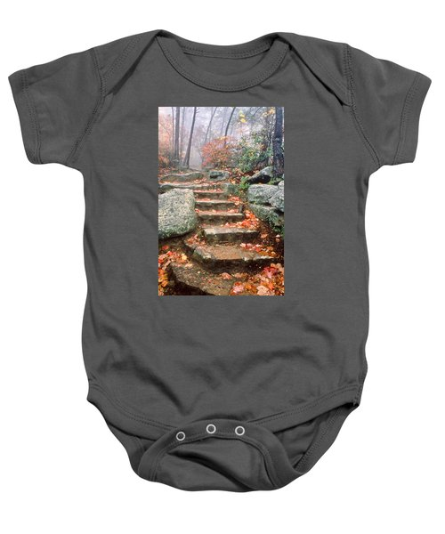 Steps Cloudland Canyon Baby Onesie