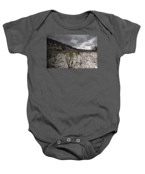 The Bank Of The Nueces River Baby Onesie