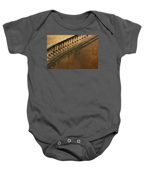 The Queen's Staircase Baby Onesie