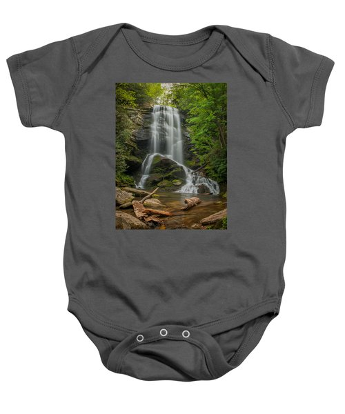 Upper Catawba Baby Onesie