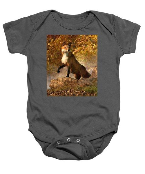 Vixen By The River Baby Onesie