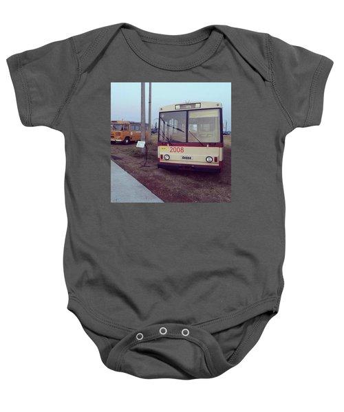 Shkoda Retro Baby Onesie
