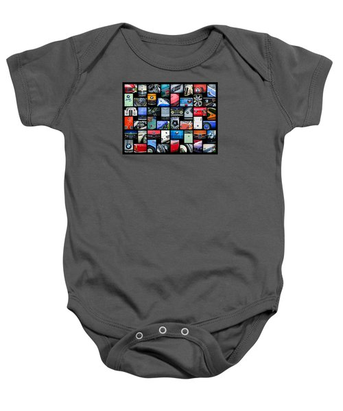 Bmw Art -01 Baby Onesie