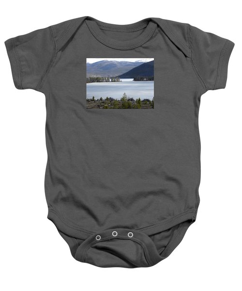 Granby Lake Rmnp Baby Onesie