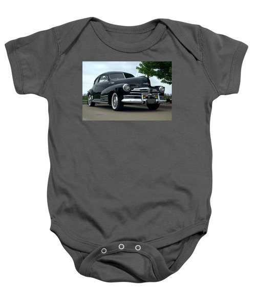 1948 Chevrolet Fleetline Custom Baby Onesie