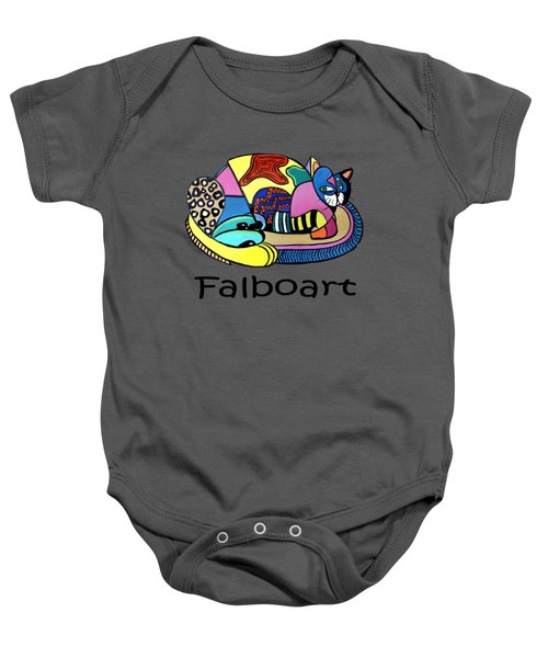 A Cat Named Picasso Baby Onesie