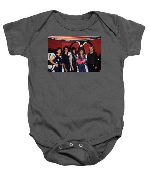 Aerosmith Baby Onesie