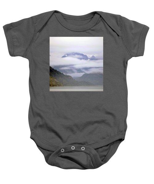 Alaskan Coast Baby Onesie