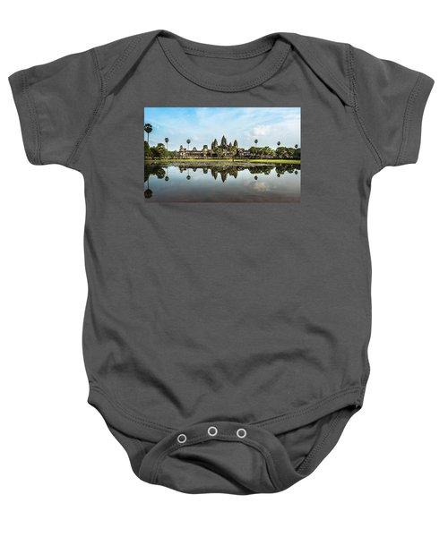 Angkor Wat Baby Onesie