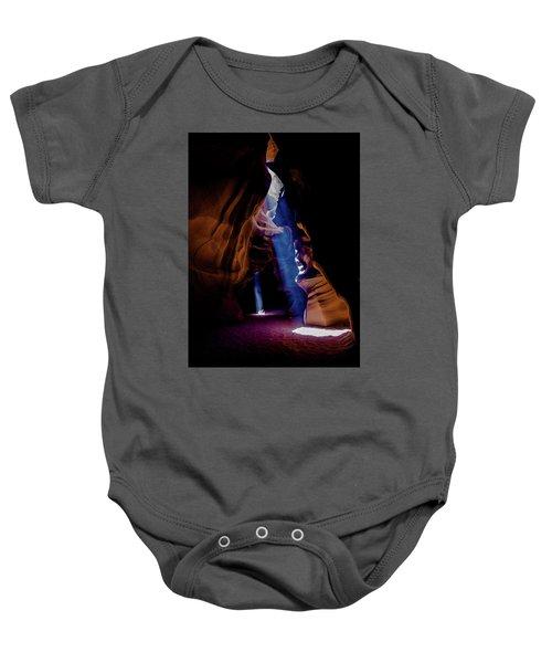 Antelope Canyon Baby Onesie
