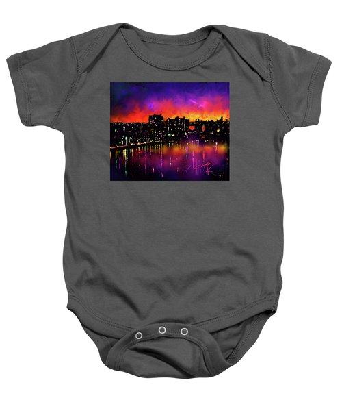 Biscayne Bay, Miami Baby Onesie