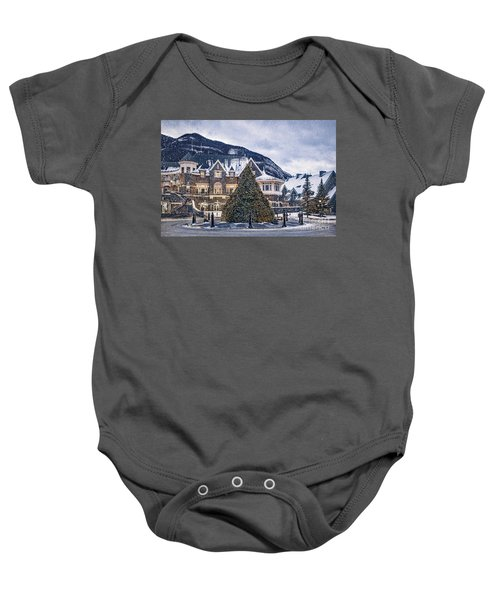 Christmas Dreams Baby Onesie