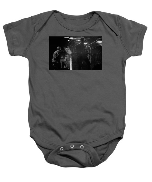Coldplay9 Baby Onesie by Rafa Rivas