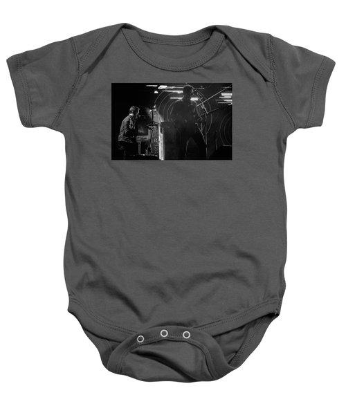 Coldplay9 Baby Onesie