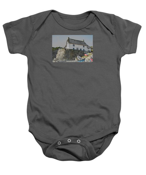 Fishermans Cottage Baby Onesie